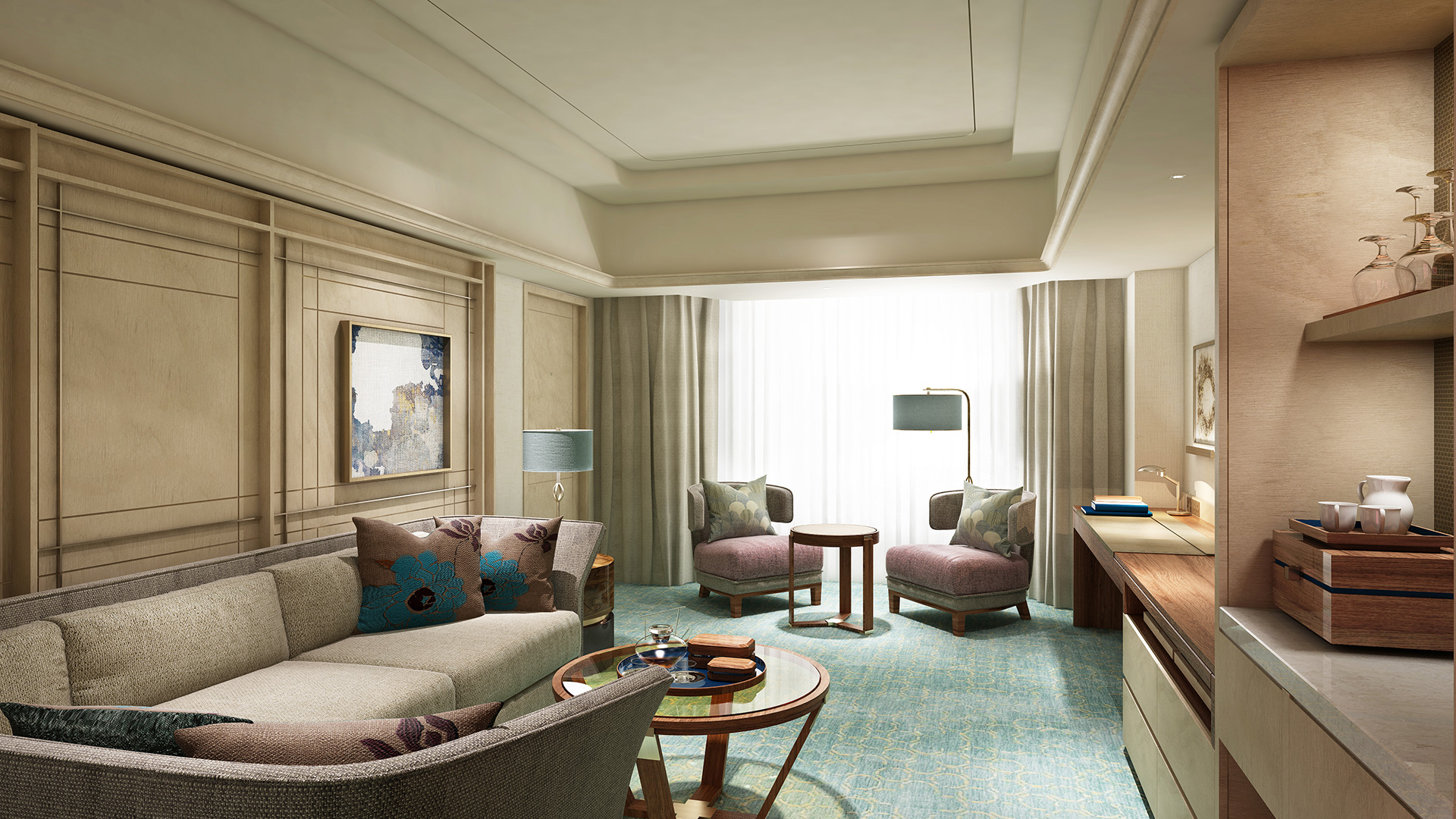 Shangri-La-Guest-Tower-Renovation-Qingdao-China